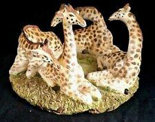 Giraffe Candle Holder Wildlife #219670 Awesome Animal African Mammal