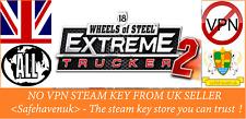 18 Wheels of Steel: Extreme Trucker 2 Steam key NO VPN Region Free UK Seller