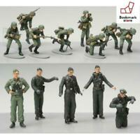 New TAMIYA No.12 German Army Defense Force Infantry Team F/S from Japan