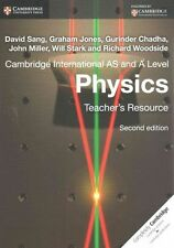 Cambridge International AS and A Level Physics Teacher's Resource CD-ROM (Cambri