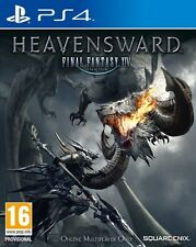Final Fantasy XIV: Heavensward PS4 NUOVO ITA