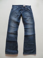 Wrangler shatkey bootcut jeans pantalon, W 33/L 32, vintage X-Low Denim, oiseau rare.