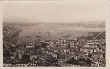 TURKEY - Istanbul - Umum Manzarsi - Photo Postcard