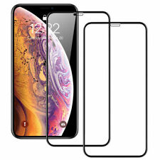 10D Full Coverage Tempered Glass Screen Protector For Phone 11 Pro Max X XS XR
