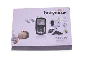 BABYMOOV VISIO CARE III BABYPHONE CAMERA VIDEO AVEC VISION NOCTURNE ET TALKIE WA