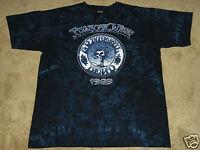 Grateful Dead Fillmore West 1969 S, M, L, XL, 2XL Tie Dye T-Shirt