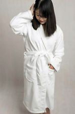 Super Absorbent Microfiber Bath Robe -White,Blue,Pink or Yellow