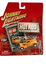 2004 Johnny Lightning Hot Rod Magazine #18 1933 Ford Panel Delivery