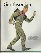 Smithsonian Magazine (Jul 1985) Boys Scouts, Mers-elKebir Wwii, Aphids, Trees