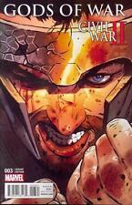 Civil War II Gods of War #3 (of 4) Aco Var  NEW!!!