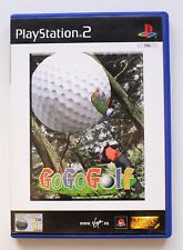 GO GO GOLF - PLAYSTATION 2 PS2 PLAY STATION 2 - PAL ESPAÑA - GOGOGOLF