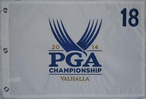 2014 OFFICIAL PGA Championship (Valhalla) EMBROIDERED Golf  FLAG