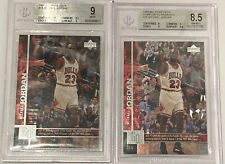 97-98 Upper Deck Game Dated Memorable Moments #18 Michael Jordan 1:1500