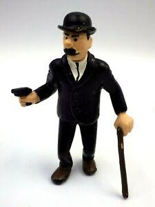 Figurine Tintin Dupond/Dupont By Hergé 1994 Plastoy 8cm
