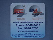 TOMAX CONTAINER LINE AUSTRALIA PTY LTD - COASTER