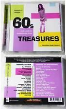 60´S TREASURES Originale - Heinz, The Herd, Mike Berry, Casinos, Turtles,... CD