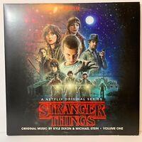 Stranger Things Volume One Double LP Vinyl Music From Netflix Original Series