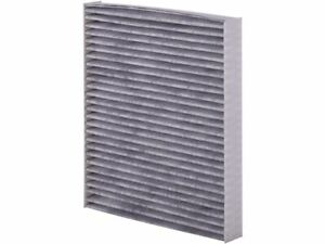 Premium Guard Charcoal Media Cabin Air Filter fits Jeep Patriot 2007-2017 78BSHY