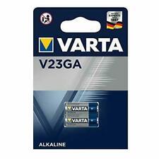 VARTA V23GA 12V 23A Pile Alcaline - Pack de 2 (4223101402)