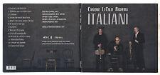Cd Carlone Giorgio Li Calzi Johnson Righeira ITALIANI - OTTIMO 2013 Gian Luigi