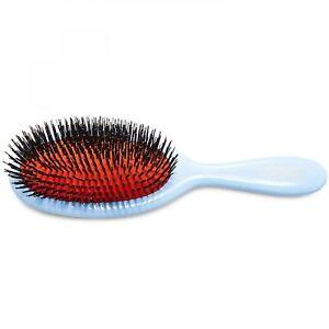 Mason Pearson B1 Extra Large Pure Boar Bristle Hair Brush - Blue