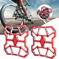 1 Pair Universal Clipless Pedal Platform Adapter For Mountain Bike Quick Release