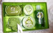 The Body Shop Olive Set 5 piece set Soap Shower Gel Body Butter Cream Body Scrub