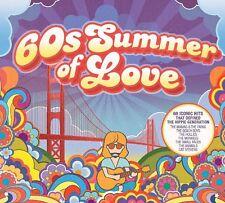 60's SUMMER OF LOVE BRAND NEW SEALED 3CD