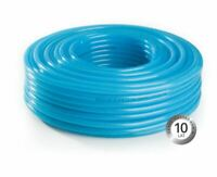 PVC HOSE Pipe Clear Flexible Reinforced Braided - OIL Grade  WATER Tube