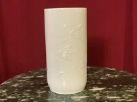 Sehr schöne große weiße Vase aus Porzellan, Bavaria Schumann Arzberg 31cm