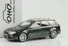 Audi Rs4 B7 Année de construction 2006 Daytona Gris 1 18 Ottomobile