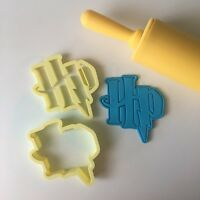 Harry Potter Formine Biscotti Cookie Cutter