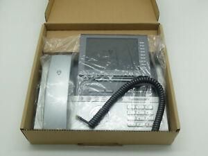 Siemens Unify OpenStage 80 HFA Systemtelefon Rec_MwSt silber Telefon T-Octophon