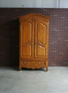 Armoire ~ Country French Wardrobe ~ Legacy Armoire by Ethan Allen