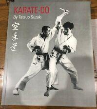 KARATE-DO by Tatsuo Susuki