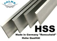 Bernardo FS 410 N HSS Hobelmesser 410x25x3mm (3 Stück)