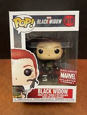 Funko Pop Marvel Black Widow Collector Corps (Damaged Box) Em6390