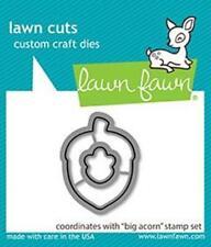 Lawn Fawn, lawn cuts/ Stanzschablone, big acorn