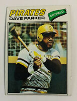 1977 Dave Parker # 270 Pittsburgh Pirates Topps Baseball Card HOF