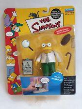 HANS MOLEMAN Figure  Series 7 - Playmate Springfield 2001 The Simpsons
