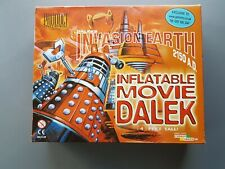 DOCTOR WHO 4ft Inflatable DALEK. Red. Product Enterprise. Brand New In Box.