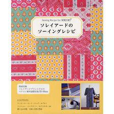 Lady Boutique Series no. 3415 Handmade Craft Book Sewing Recipe for SOULEIADO