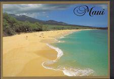 America Postcard - Hawaiian Archipelago - Big Beach, Maui    B2785