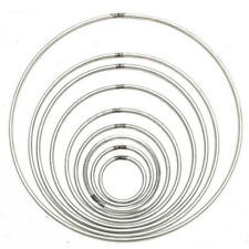 Strong Metal Dream Catcher Dreamcatcher Ring Macrame Craft Hoop DIY Accessories