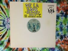 De La Soul ‎Me Myself And I '89 Tommy Boy TB 926 TRIBE CALLED QUEST 3 sided LP !