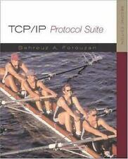 TCP/IP Protocol Suite Forouzan, Behrouz A Hardcover