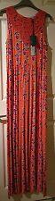 nwt Dickens and Jones happy days crochet detail full/long summer dress size 8