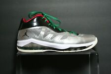 Nike Jordan Melo M8 Advance 2012 B-Ball Multi Silver Red Black Athletic Men 12