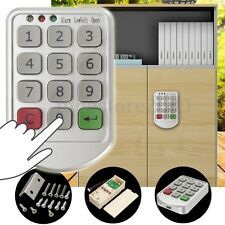 Electronic Intelligent Password Keypad Number Cabinet Door Code Lock Digital