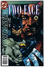 Showcase '93 Two-Face Batman Deadshot Fire & Ice 8 DC Comics
